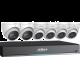 Dahua 8-Channel 4K DVR 3tb w/ 2x2k/4x5mp Eyeball Cameras