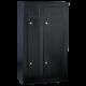 Homak 8 Gun Double Door Steel Security Cabinet