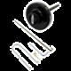 S&G 8400 Series Centi-Spline Mechanical Safe Lock Dial, Spy Proof