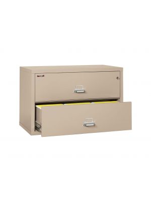 FireKing 2-4422-C 1 Hour Fire Lateral File Cabinet, 2 Drawer 44
