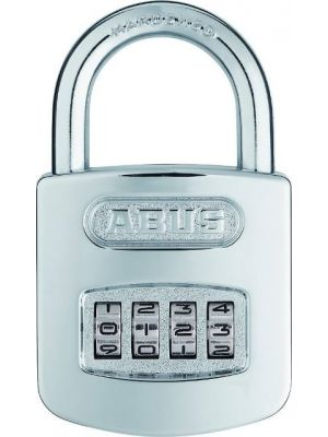 ABUS 160/50HB50 C Resettable Combination Padlock