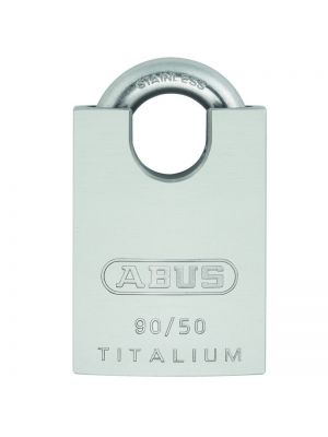 ABUS 90/50 Titanium All Weather Padlock