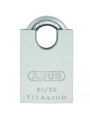 ABUS 90/50 Titanium All Weather Padlock
