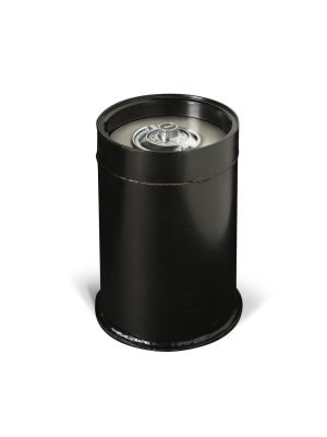 AMSEC CD5 Star Tube Floor Safe features a water resistant, high impact molded dust cover