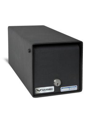 AMSEC K-1 Undercounter Safe with key lock