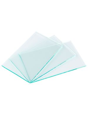 Barska Window Glass Replacement for Barska's Breakable Key Box, 3 piece
