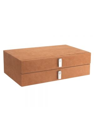 Barska Suede-Lined Jewelry Storage Drawer Set