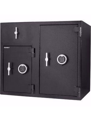 Barska AX13522 Dual Door Rotary Hopper Depository Safe