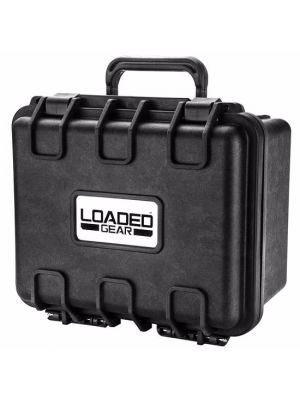Barska Loaded Gear HD-150 Hard Case constructed of solid ABS exterior