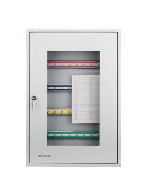 Barska 50 Position Key Cabinet with Glass Door