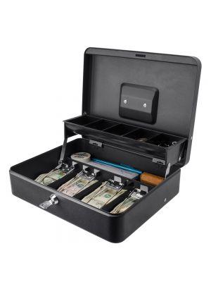 Barska CB13054 Register Style Key Locking Cash Box