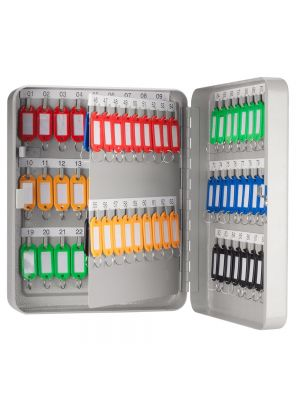 Barska 90 Position Key Cabinet with hinged dividers for maximum capacity