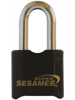 CCL Super Sesamee Heavy Duty Resettable Padlock