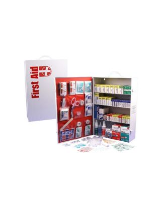 Guardian Survival Gear 4-Shelf First Aid Cabinet & Supplies, small image
