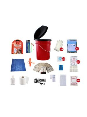Guardian Survival Deluxe Classroom Emergency Lockdown Kit, small image