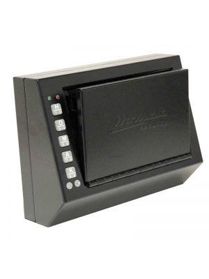 Homak Quick-Access Electronic Pistol Box, Small