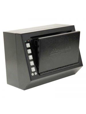 Homak Quick-Access Electronic Pistol Box, Medium