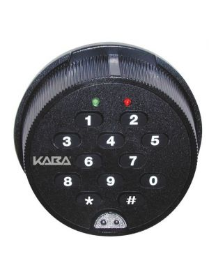 Kaba Mas Auditcon 252 Slide Bolt Safe Lock