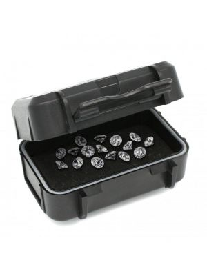 KJB Roc Box Magnetic Stash Box ideal for storing small valuables in covert spaces where metal can attach it