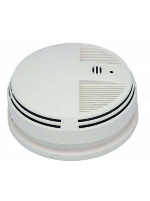 KJB Home Wi-Fi Hidden Camera Smoke Detector features remote viewing from your smartphone