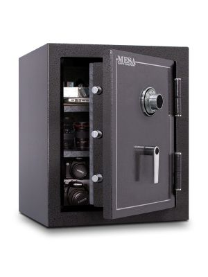 Mesa Safe MBF2620 Burglary & Fire Safe features 3 massive 1