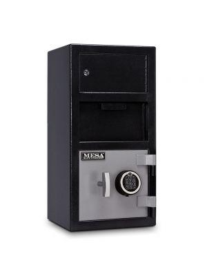 Mesa Safe MFL2014-OLK Depository Safe shown with electronic keypad lock