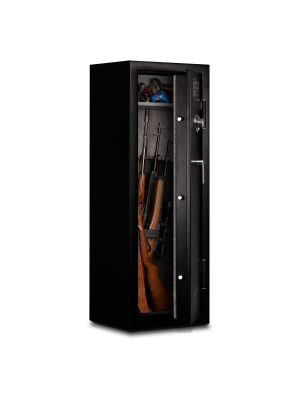 Mesa Safe MGL14 30 Minute Gun Safe is equipped with adjustable gun shelving