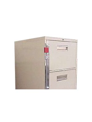 Major FB4L File Cabinet Lock Bar, 4 Drawer