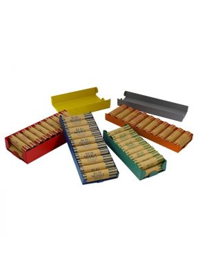 MMF Industries Aluminum Rolled Coin Trays