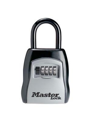 Master Lock 5400D Storage Security Key Box w/ Shackle & Combination Lock