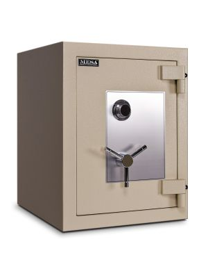 Mesa Safe MTLE2518 TL-15 Safe is equipped with a UL listed Group II Combination Lock