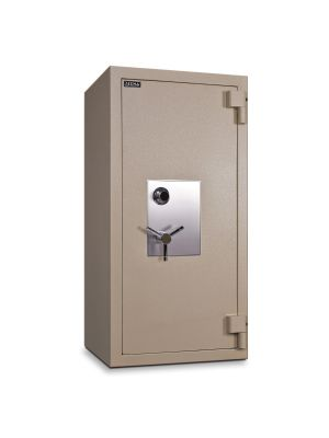 Mesa Safe MTLE5524 TL-15 Safe shown with UL Listed Group II combination lock