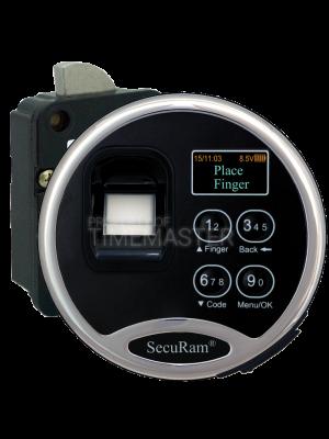 SecuRam Scanlogic Swing Bolt Lock Audit Keypad Kit