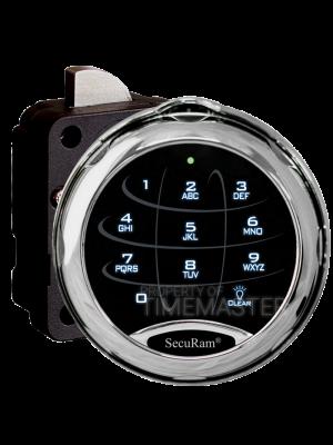 SecuRam SafeLogic Xtreme EMP Proof Electronic Safe Lock Kit