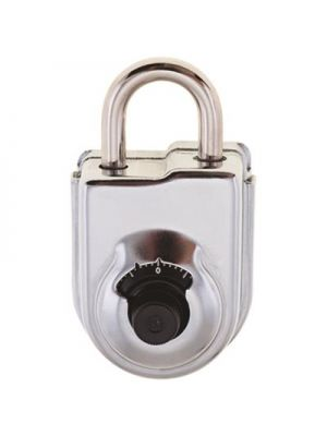 S&G 8077 High Security Combination Padlock front view