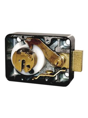 S&G 8415 Series Mechanical Safe Lock Body interior
