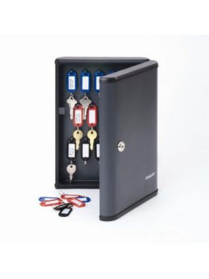 STEELMASTER Security Key Cabinet, 30-90 Keys