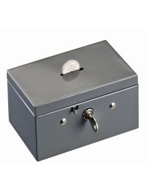 STEELMASTER Coin & Stamp Box