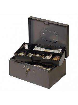 STEELMASTER Cash Box w/ Safety Latch
