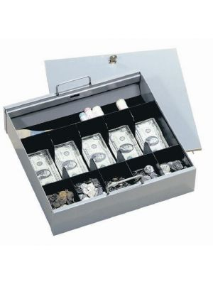 STEELMASTER Coin & Bill Tray w/ Utility Compartment