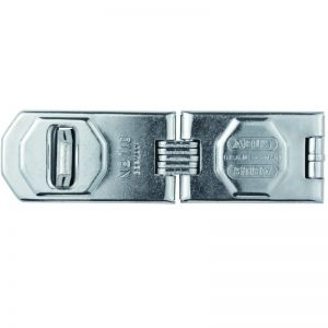 ABUS 110/155 C Concealed Hinge Pin Hasp, 6-1/4