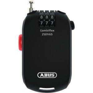 ABUS 2501/65 3 Dial Combi-Flex Cable Padlock