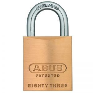 ABUS 83/45 Rekeyable Brass - Padlock