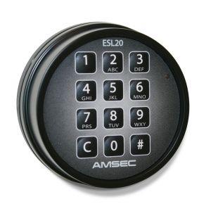 AMSEC ESL20XL-STD Electronic Safe Lock