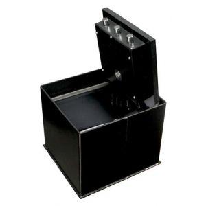 AMSEC B1500 Super Brute Floor Safe Body Only shown with door