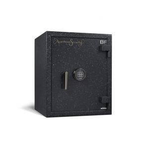 AMSEC BF2116 Burglary & Fire Safe features attractive textured finish