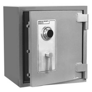 AMSEC BLC2018 B-Rate Security Chest features B-rate burglary security