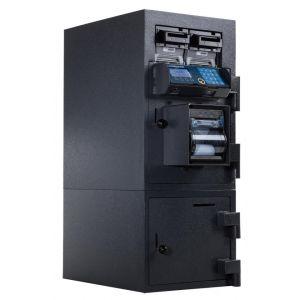 AMSEC BR3113 CashWizard II Smart Safe with Dual Doors & Bill Readers