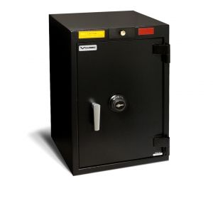 AMSEC BWB3020-D1 B-Rate Wide Body Depository Chest, angle closed