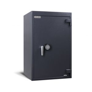 AMSEC BWB4025 B-Rate Wide Body Security Chest shown with ESL electronic lock